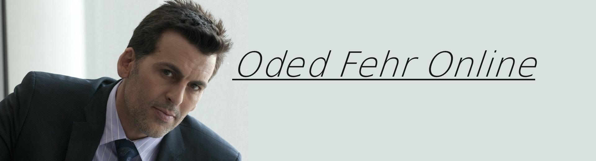 Oded Fehr Online Forum